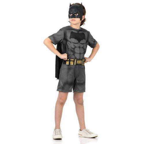 Fantasia Batman Popbatman X Super Homem