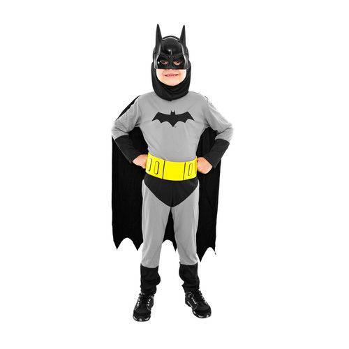 Fantasia Batman Std M 22003 - Sulamericana