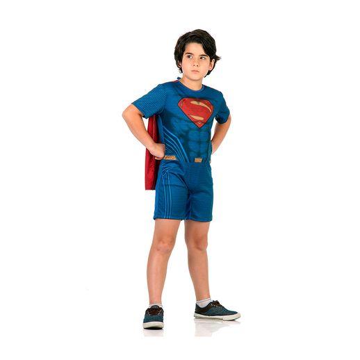 Fantasia Batman VS Superman Pop Superman G - Sulamericana