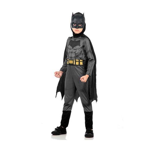 Fantasia Batman VS Superman Standard Batman G - Sulamericana