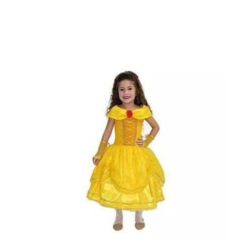 Fantasia Bella Infantil Tam 10
