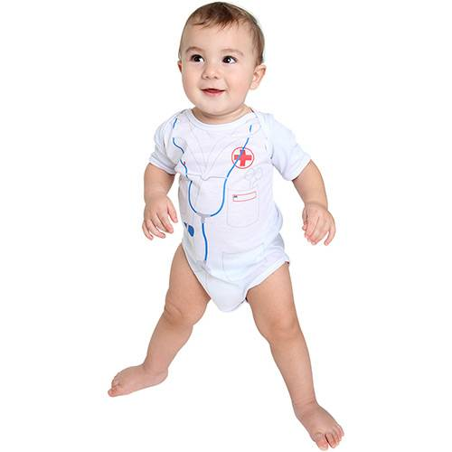Fantasia Body Verão Médico M Sulamericana