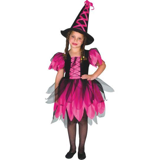 Fantasia Bruxa Encantada Infantil P