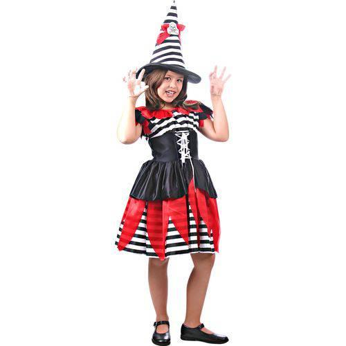 Fantasia Bruxa Pirata Infantil