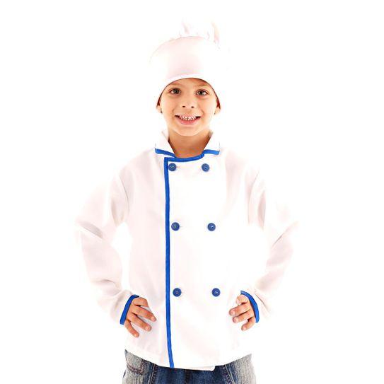 Fantasia Cozinheiro Infantil P