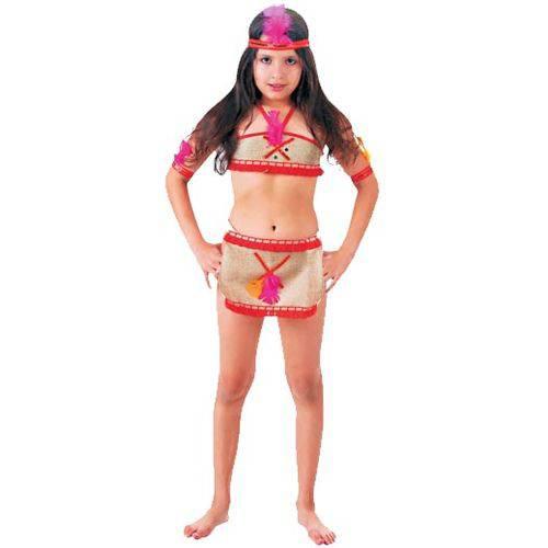 Fantasia India Infantil M