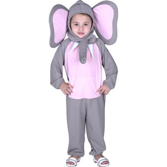 Fantasia Elefante Infantil P