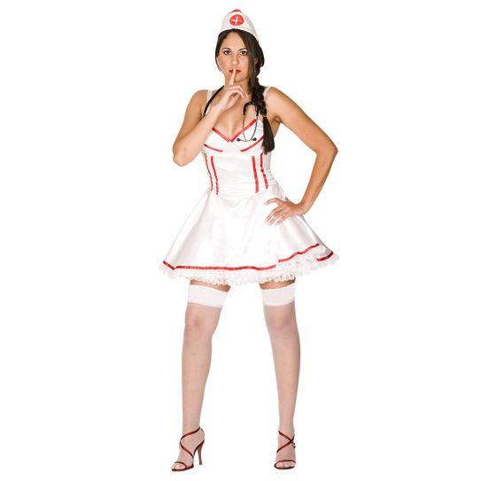 Fantasia Enfermeira Adulto - Heat Girls PP