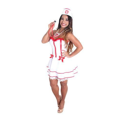 Fantasia Enfermeira Adulto - Heat Girls