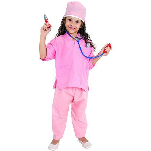 Fantasia Enfermeira - Sulamericana Fantasias