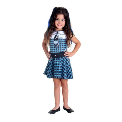 Fantasia Frankie Infantil Pop - Monster High M