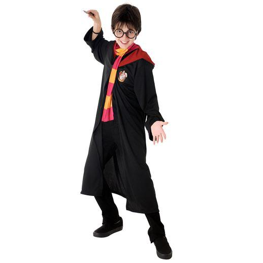 Fantasia Harry Potter Grifinória G - Sulamericana