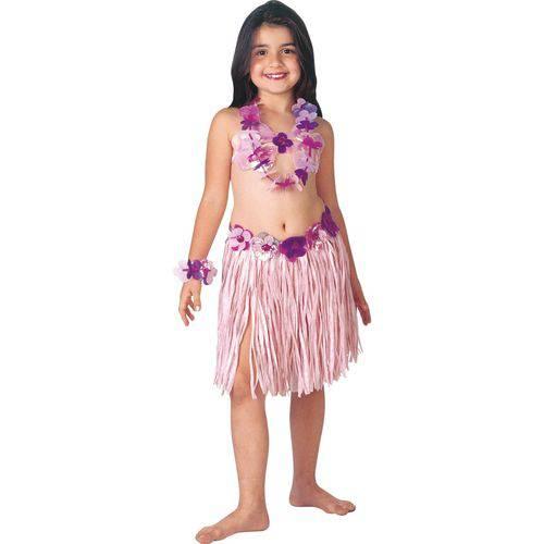 Fantasia Havaiana Infantil P