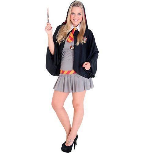 Fantasia Hermione Adulto (Harry Potter) Heat Girl Sulamericana