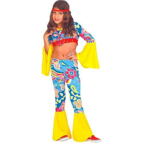 Fantasia Hippie Feminina 23766 - Sulamericana