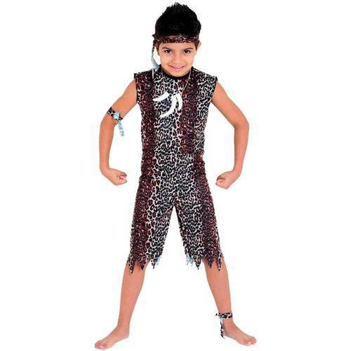 Fantasia Homem das Cavernas Infantil