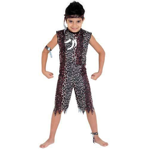 Fantasia Infantil Homem das Cavernas G