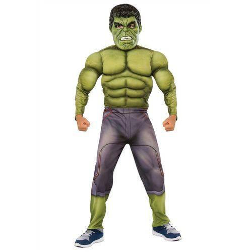 Fantasia Hulk Luxo - Rubies