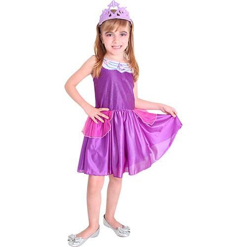 Fantasia Infantil Barbie Princesa Fada Pop - Sulamericana Fantasias