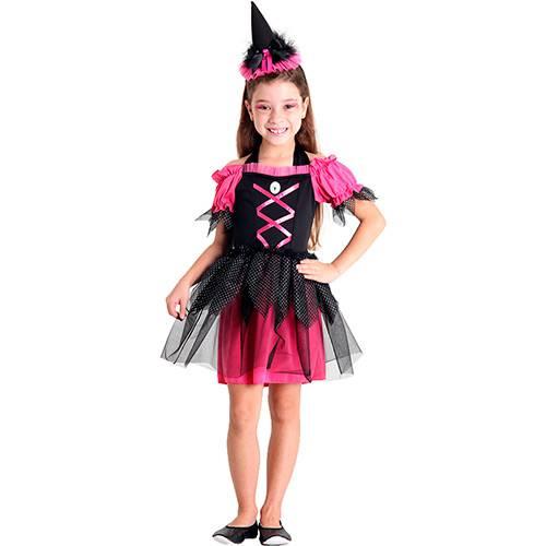 Fantasia Infantil Bruxa Doces ou Travessuras - Sulamericanas