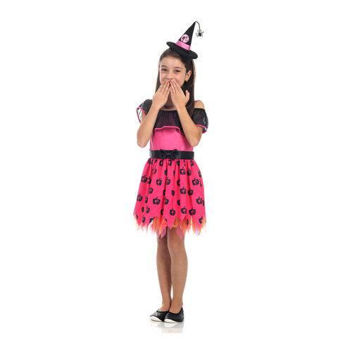 Fantasia Infantil Bruxinha Barbie 21416 - Sulamericana