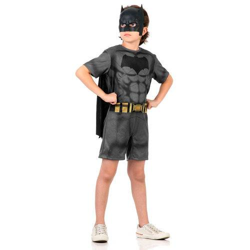 Fantasia Infantil - Dc Comics - Batman Vs Superman - Batman - Curta - Sulamericana