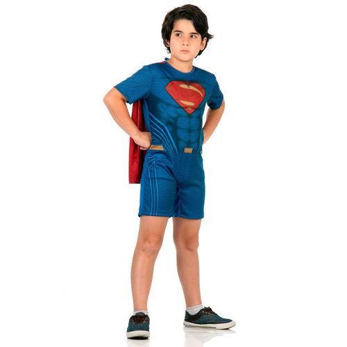 Fantasia Infantil - Dc Comics - Batman Vs Superman - Superman - Curta - Sulamericana