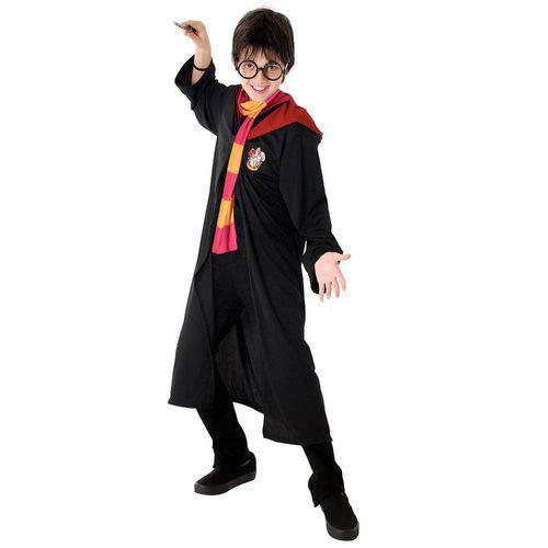 Fantasia Infantil Harry Potter G 10 a 12 Anos Original