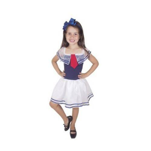 Fantasia Infantil Marinheira 1961