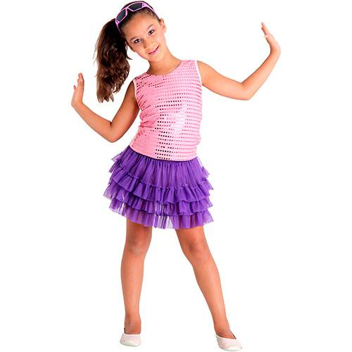 Fantasia Infantil New Pop Star - Sulamericana