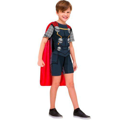 Fantasia Infantil Thor Classica Curta M