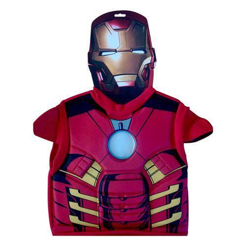 Fantasia Iron Man Commascara Tam U