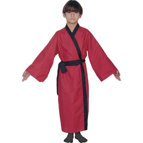 Fantasia Japão Masculino Infantil G