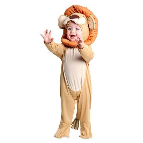 Fantasia Leão Bebê