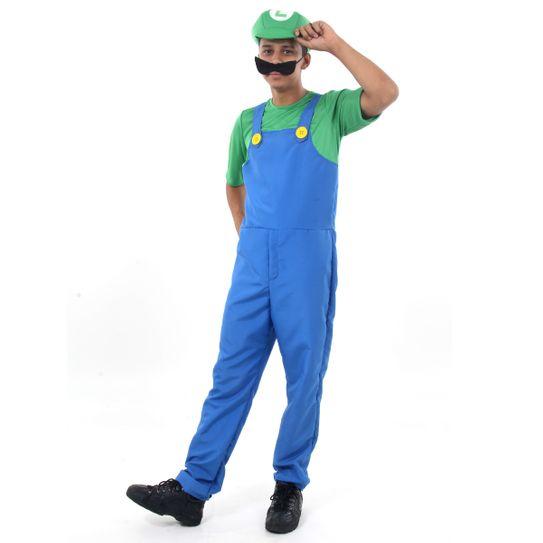 Fantasia Luigi Teen - Super Mario P