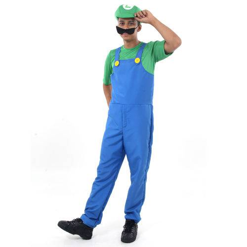 Fantasia Luigi Teen - Super Mario