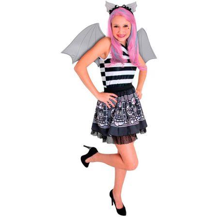 Fantasia Luxo Monster High Rochelle - G