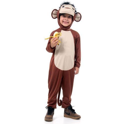 Fantasia Macaco Infantil