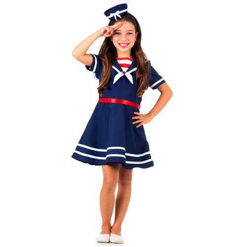Fantasia Marinheira Infantil