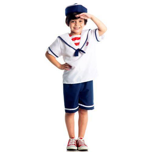 Fantasia Marinheiro Infantil G