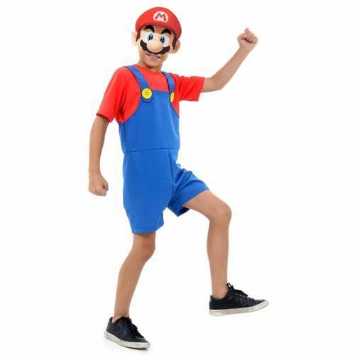Fantasia Mario Bros Super Pop | Sulamericana