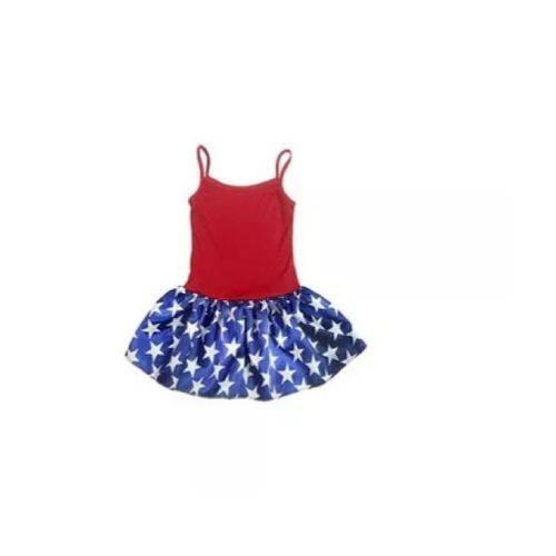 Fantasia Mulher Maravilha Infantil - Tam 4