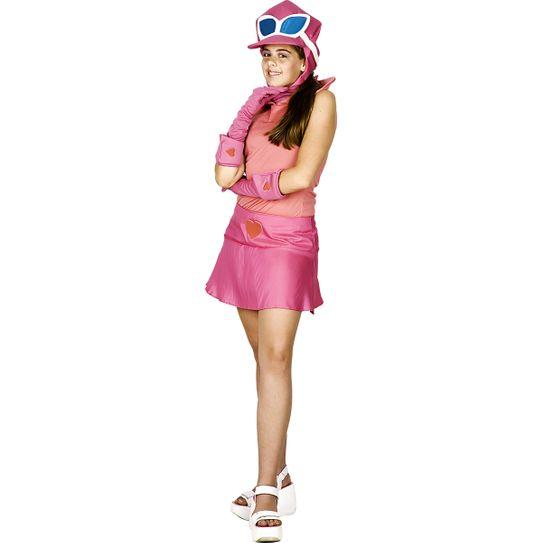 Fantasia Penelope Charmosa Curta Adulto M