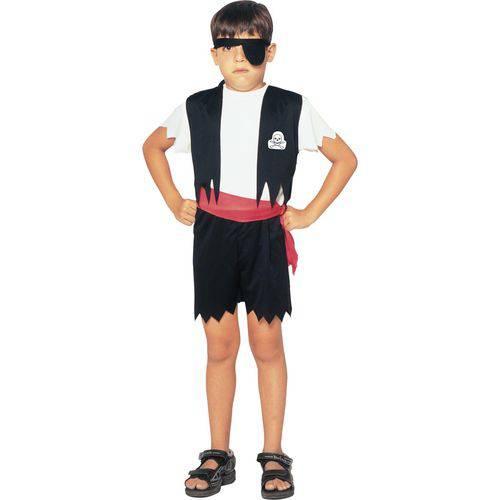 Fantasia Pirata Infantil Pop