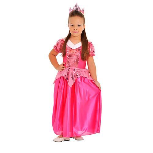 Fantasia Princesa Rosa Std 20906 PP