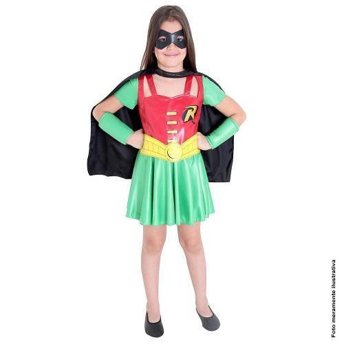 Fantasia Robin Feminina