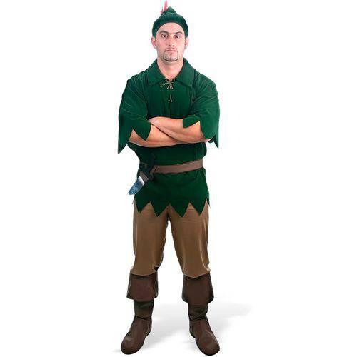 Fantasia Robin Hood Adulto Sulamericana