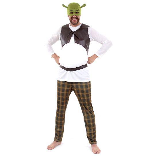 Fantasia Shrek Adulto P