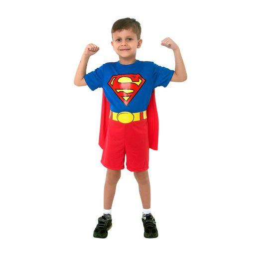 Fantasia Super Homem G - SulAmericana