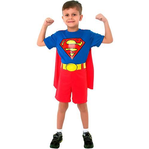Fantasia Super Homem Pop - Sulamericana Fantasias